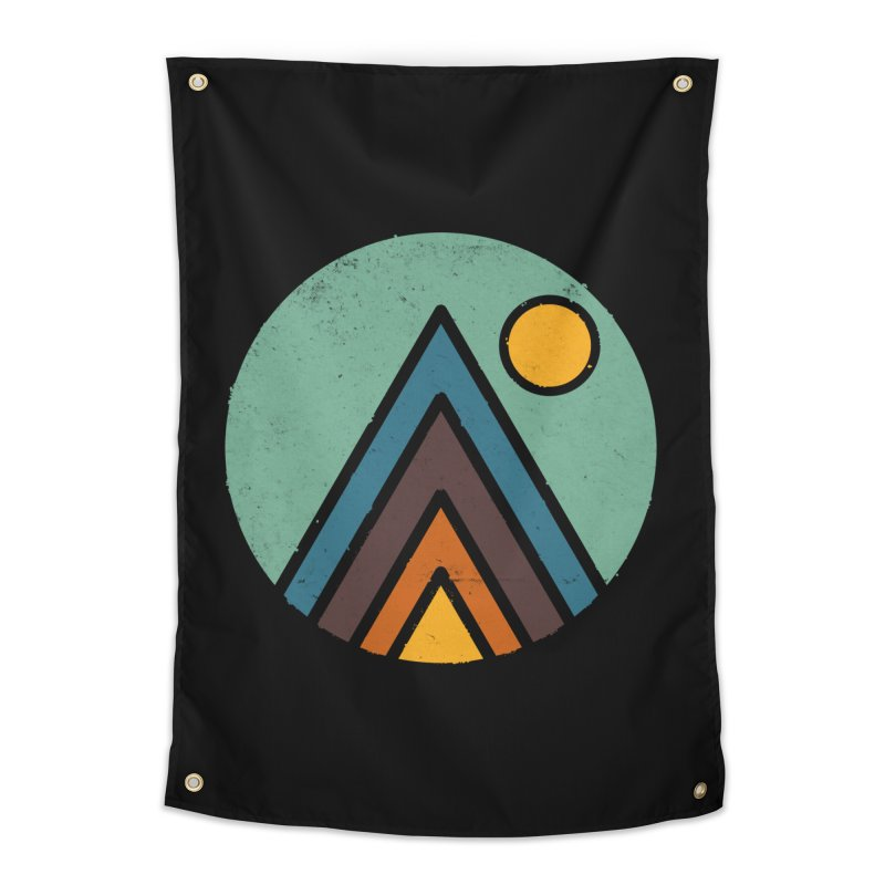 MiniScape Home Tapestry by Luis Romero Shop