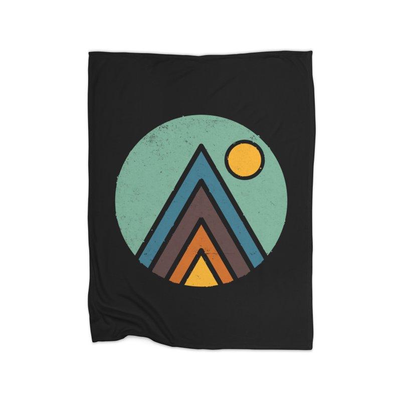 MiniScape Home Blanket by Luis Romero