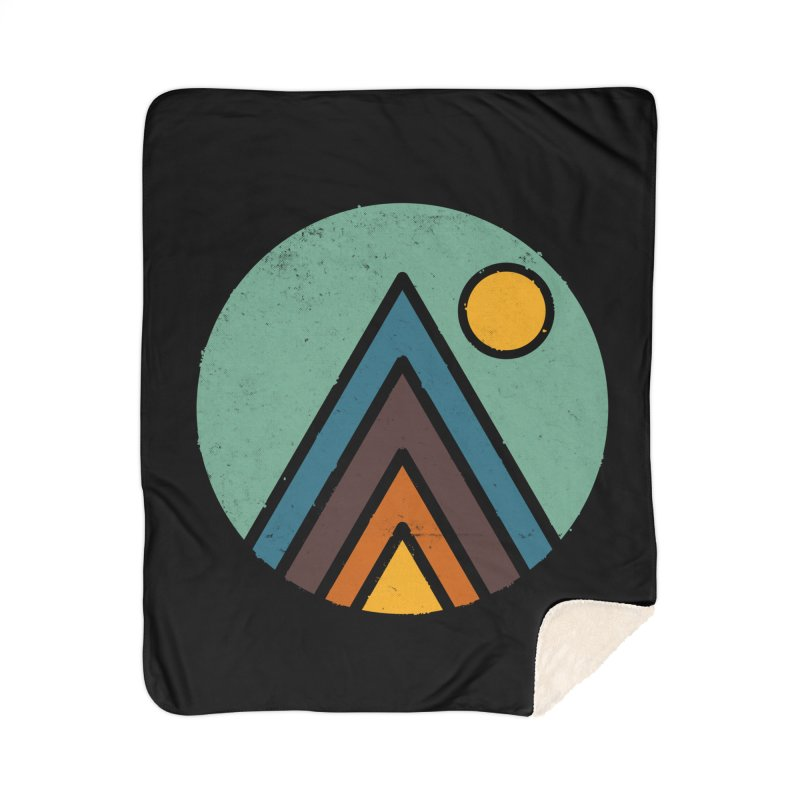 MiniScape Home Sherpa Blanket Blanket by Luis Romero Shop