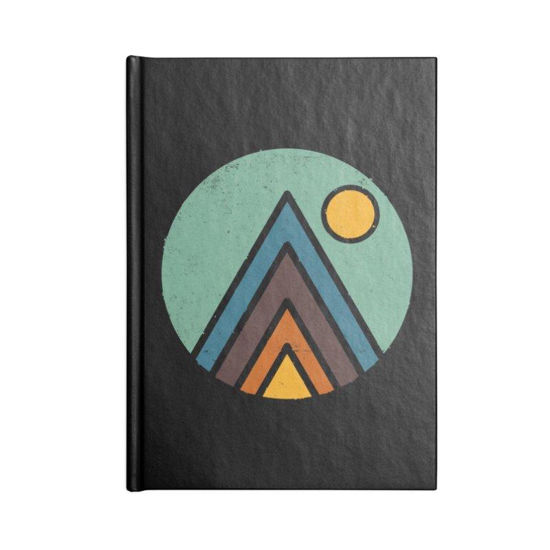 MiniScape Accessories Notebook by Luis Romero Shop