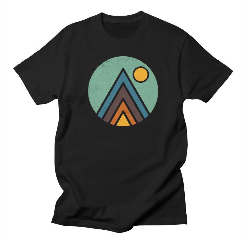 MiniScape Women's Regular Unisex T-Shirt by Luis Romero Shop