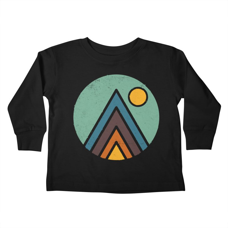 MiniScape Kids Toddler Longsleeve T-Shirt by Luis Romero