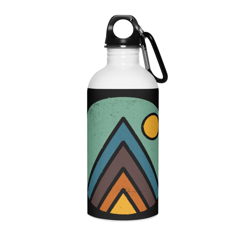 MiniScape Accessories Water Bottle by Luis Romero