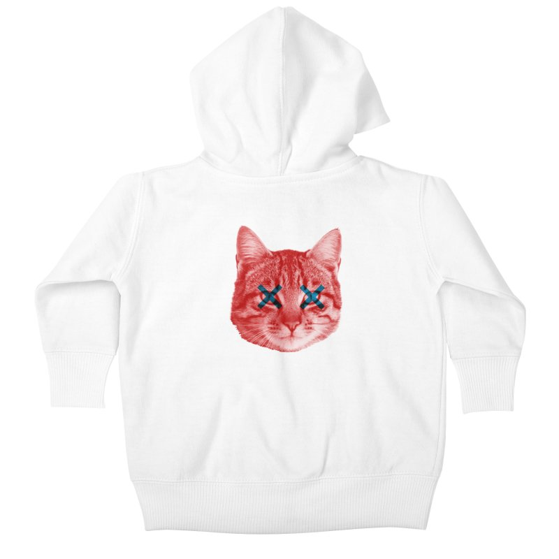 Dead and Alive Kids Baby Zip-Up Hoody by lxromero
