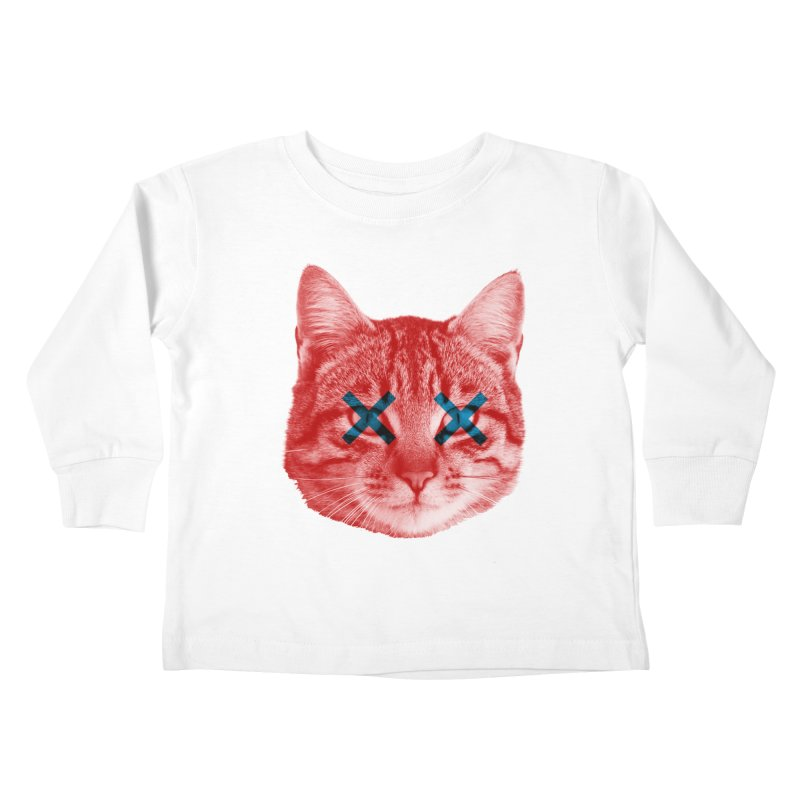 Dead and Alive Kids Toddler Longsleeve T-Shirt by lxromero