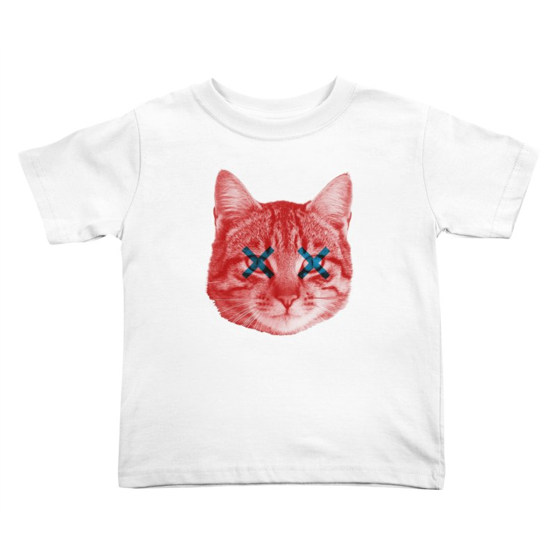 Dead and Alive Kids Toddler T-Shirt by Luis Romero Shop