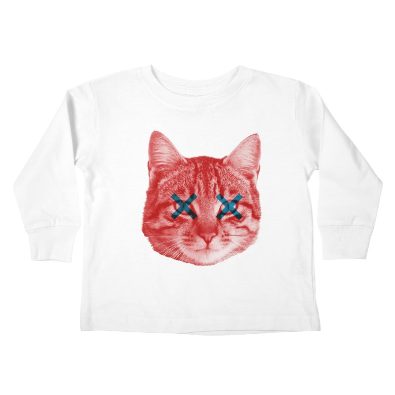 Dead and Alive Kids Toddler Longsleeve T-Shirt by Luis Romero Shop