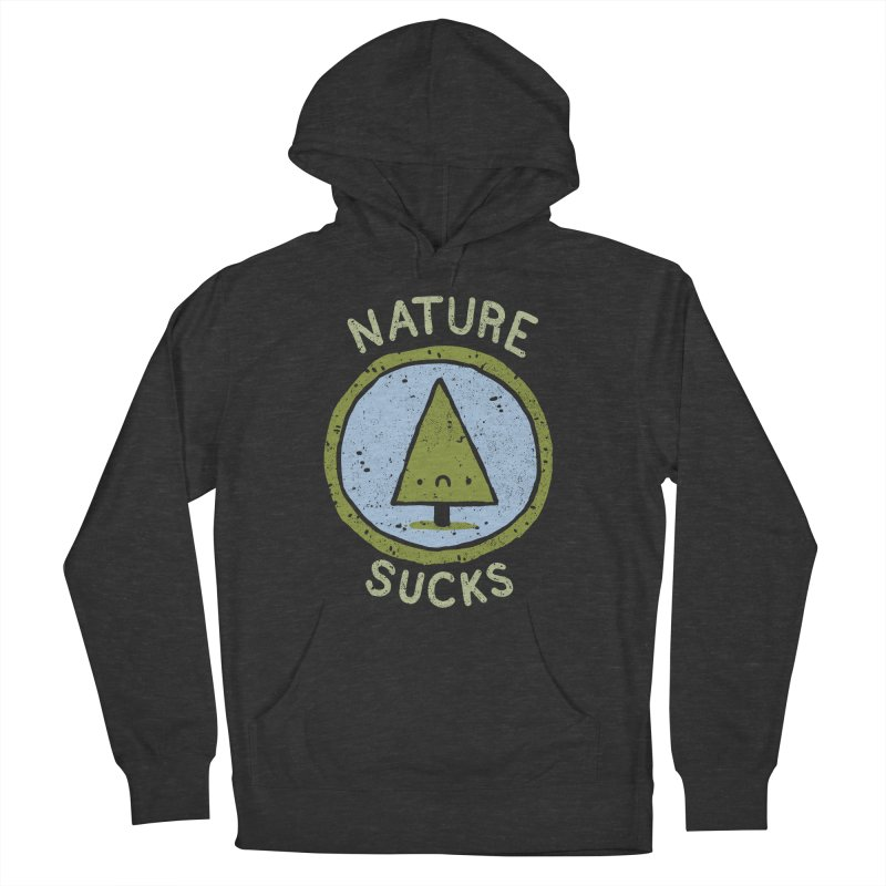 Nature Women's French Terry Pullover Hoody by Luis Romero