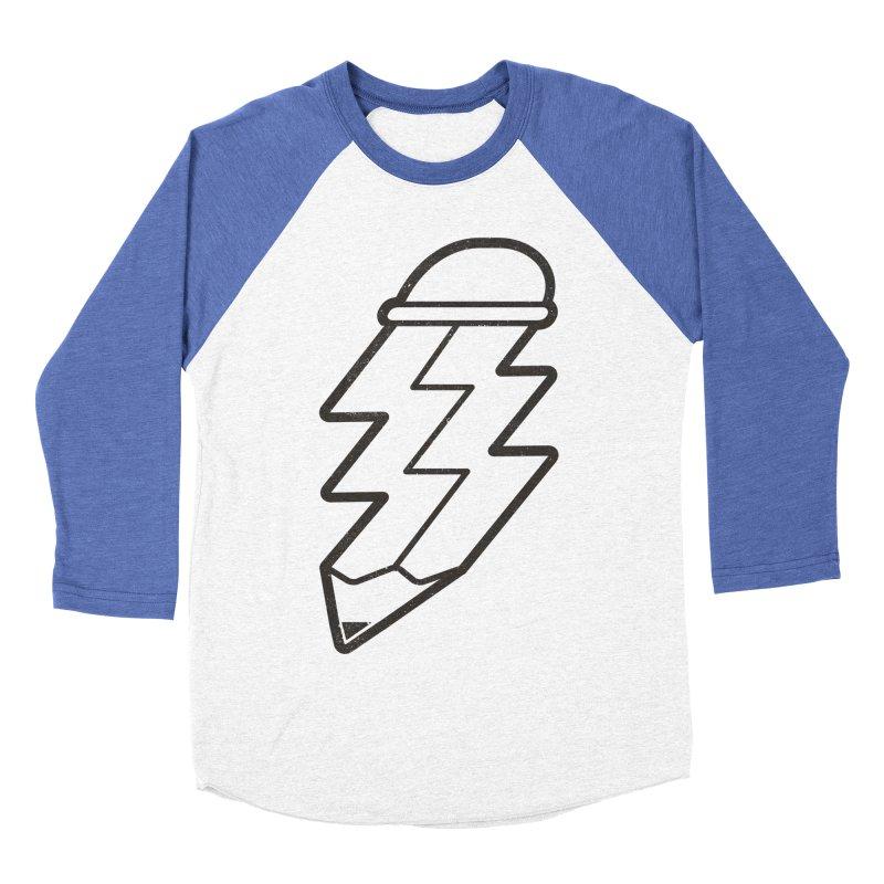 Inspiration Women's Baseball Triblend T-Shirt by Luis Romero