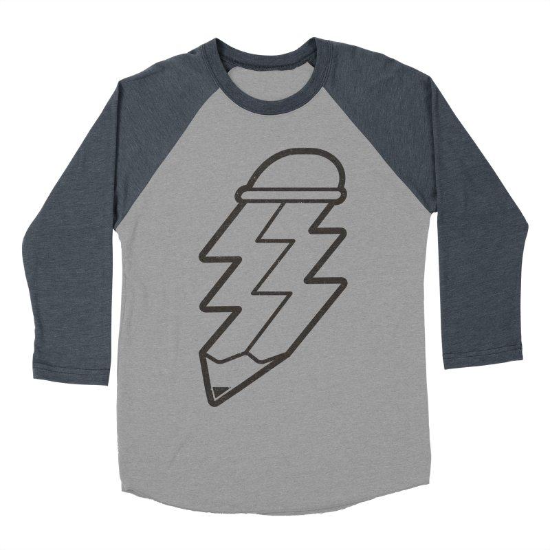 Inspiration Men's Baseball Triblend T-Shirt by lxromero