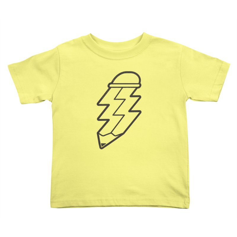 Inspiration Kids Toddler T-Shirt by lxromero