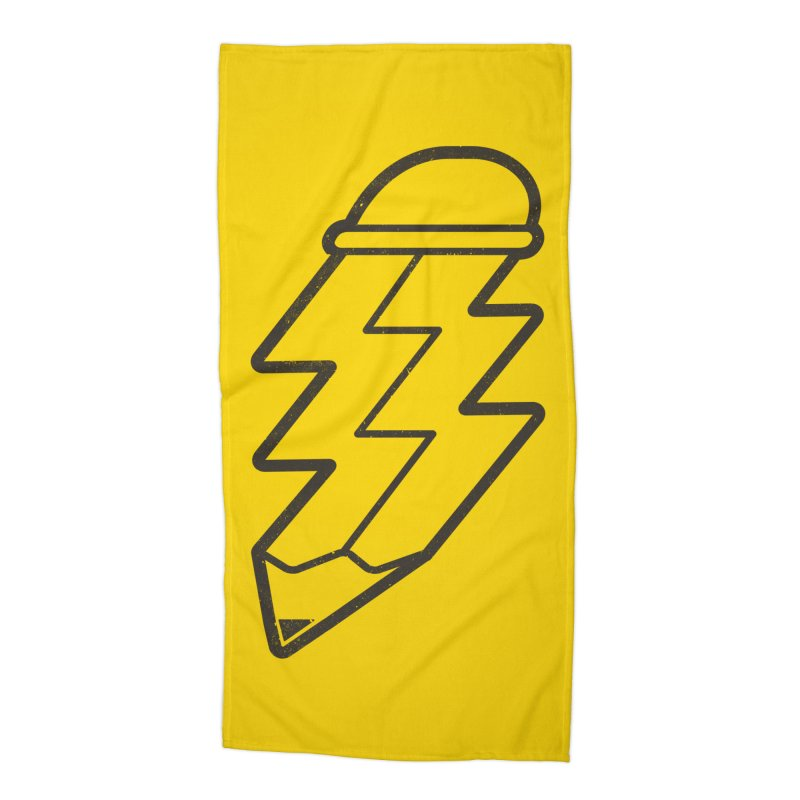 Inspiration Accessories Beach Towel by Luis Romero Shop