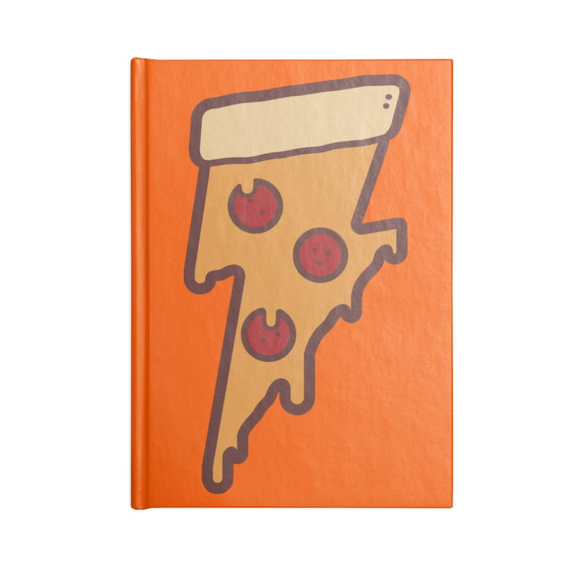 Lightning Fast Accessories Notebook by lxromero