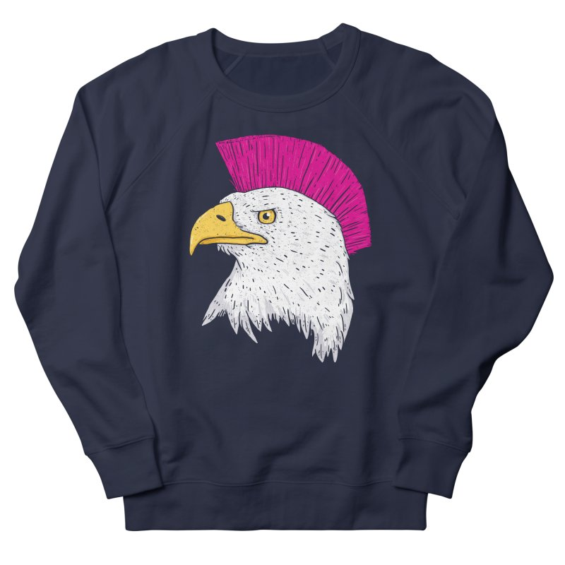 Rad Eagle Women's Sweatshirt by Luis Romero