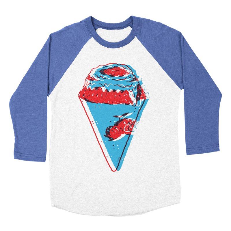 Raspao' Women's Baseball Triblend T-Shirt by lxromero