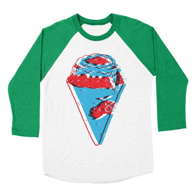 Raspao' Men's Baseball Triblend T-Shirt by lxromero