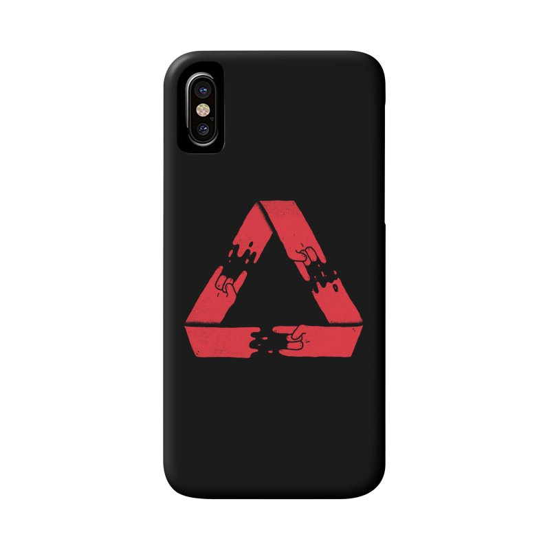 Rock on, and on, and on... Accessories Phone Case by Luis Romero
