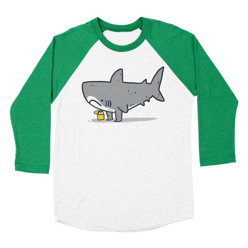 Beach Day Men's Baseball Triblend Longsleeve T-Shirt by Luis Romero Shop