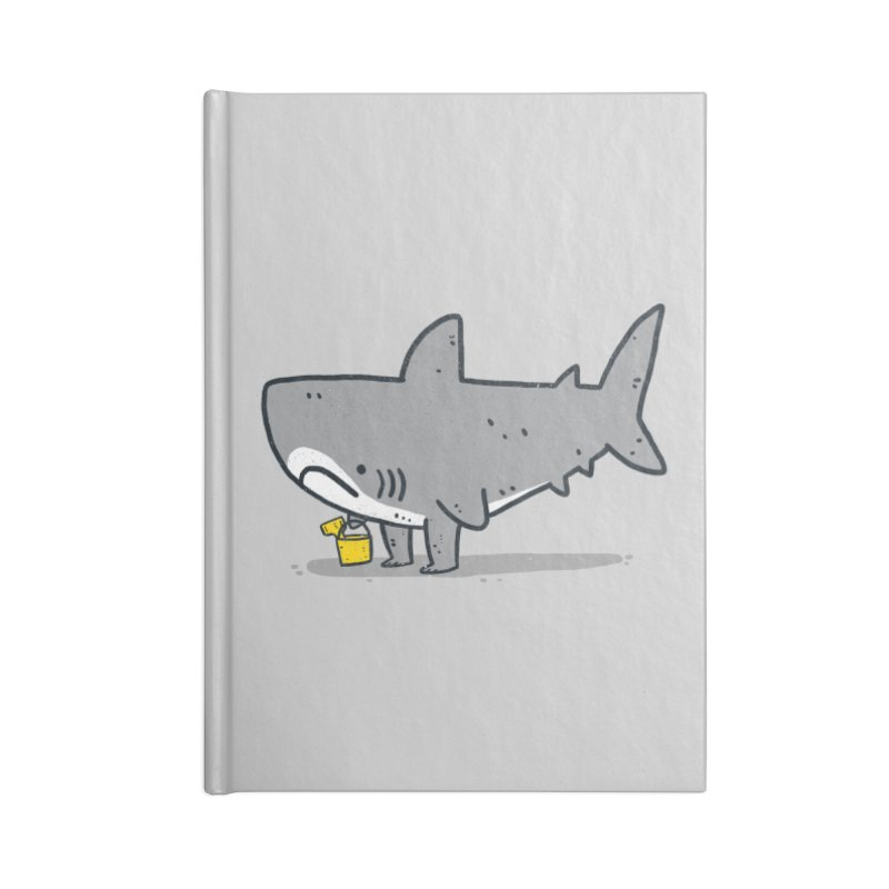 Beach Day Accessories Notebook by Luis Romero