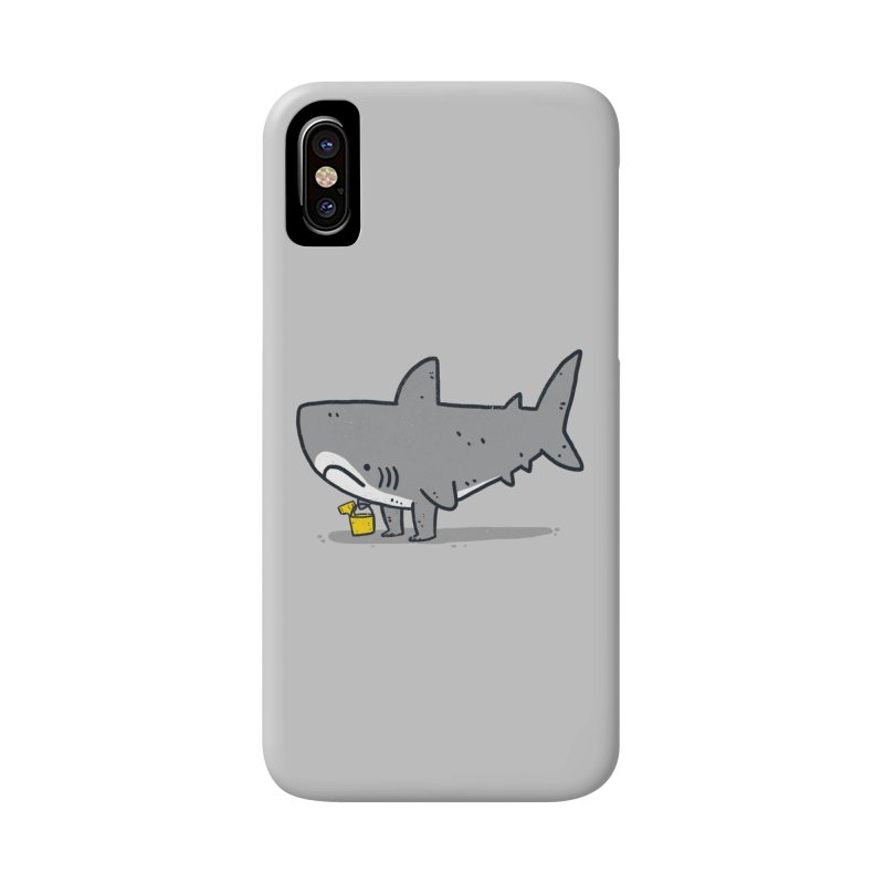 Beach Day Accessories Phone Case by Luis Romero