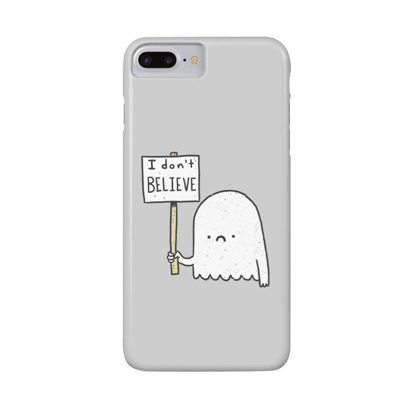 Skeptics Accessories Phone Case by lxromero