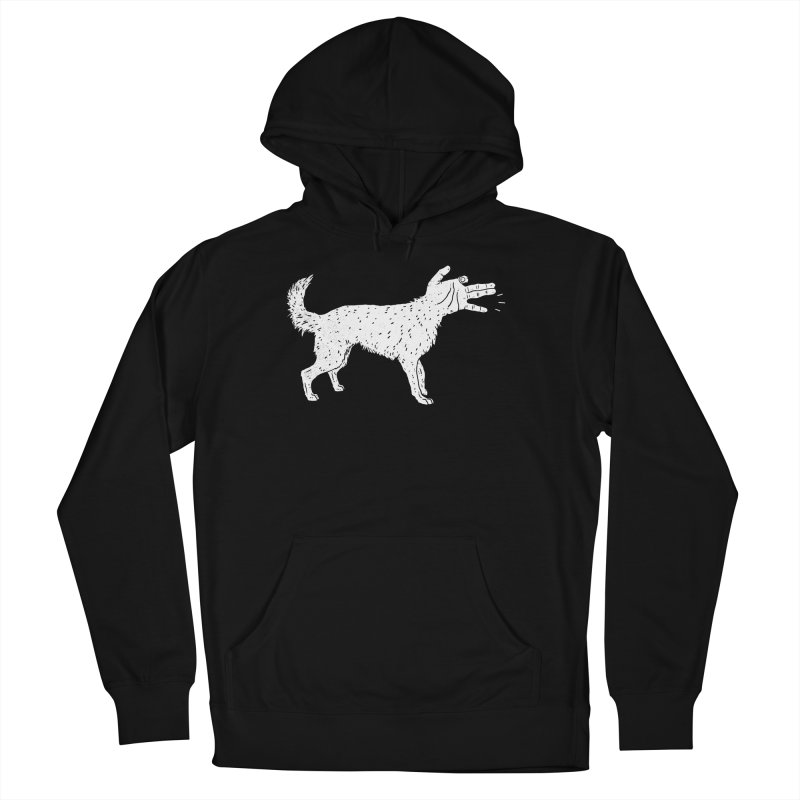 Woof! Men's Pullover Hoody by lxromero