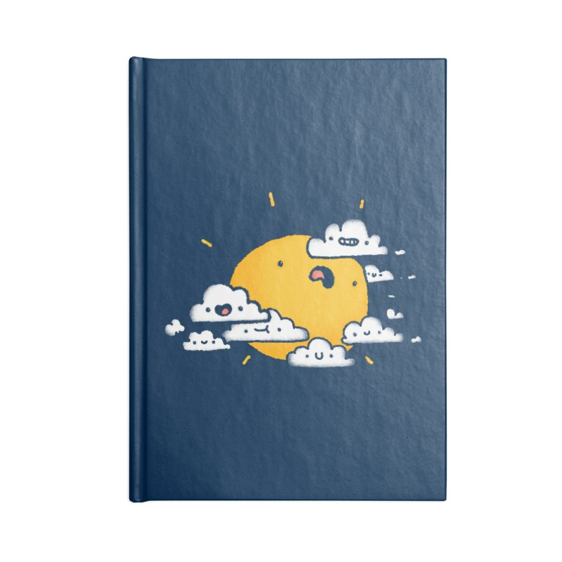 Sunblocked Accessories Notebook by Luis Romero