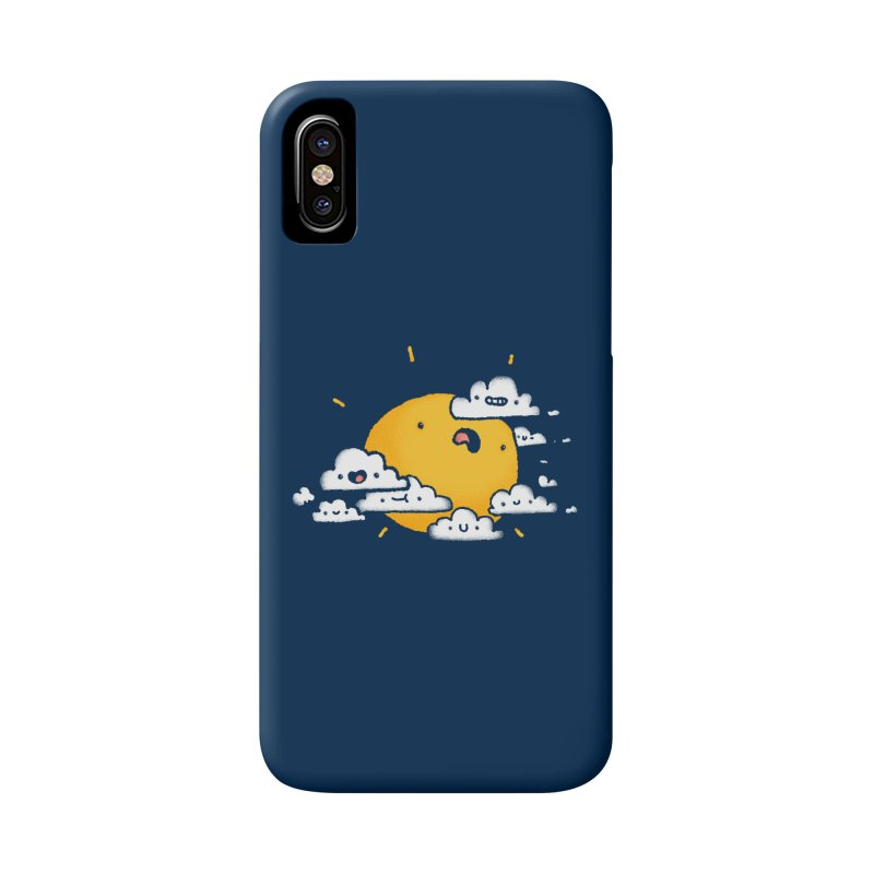 Sunblocked Accessories Phone Case by Luis Romero