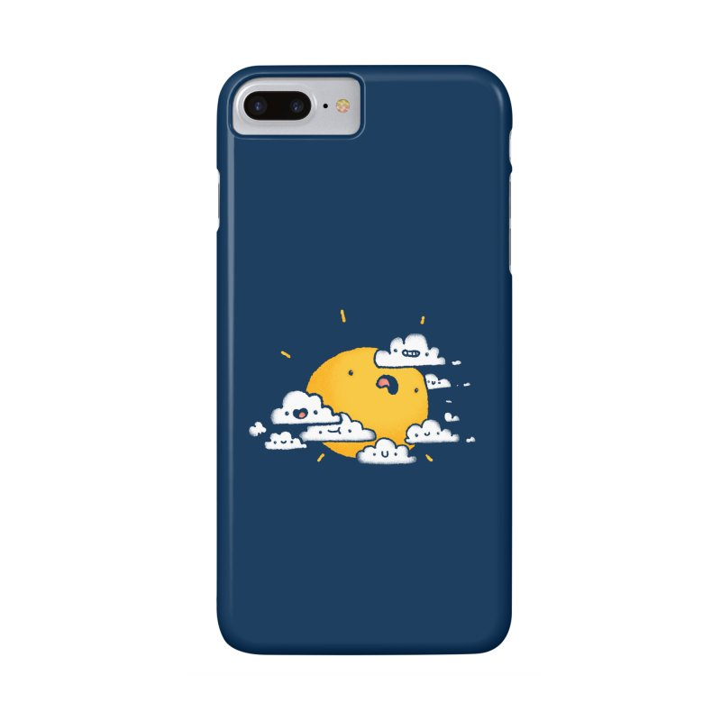 Sunblocked Accessories Phone Case by lxromero