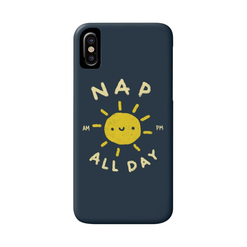 All Day Accessories Phone Case by Luis Romero