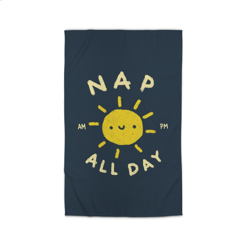 All Day Home Rug by Luis Romero
