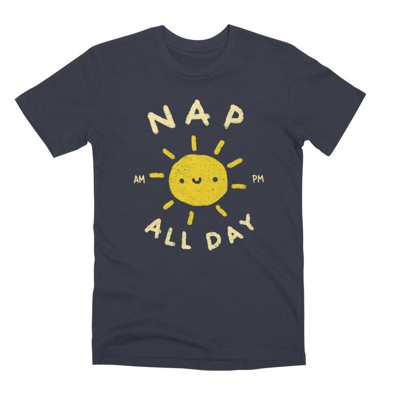 All Day Men's Premium T-Shirt by Luis Romero Shop