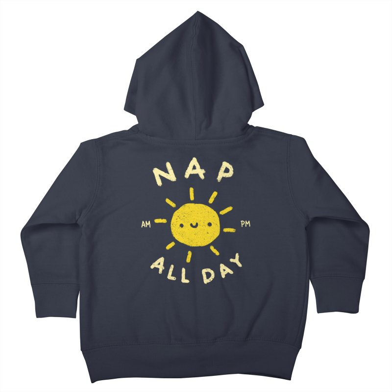 All Day Kids Toddler Zip-Up Hoody by Luis Romero