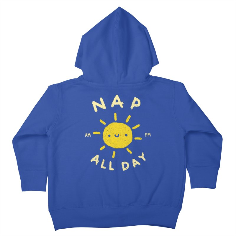 All Day Kids Toddler Zip-Up Hoody by Luis Romero Shop