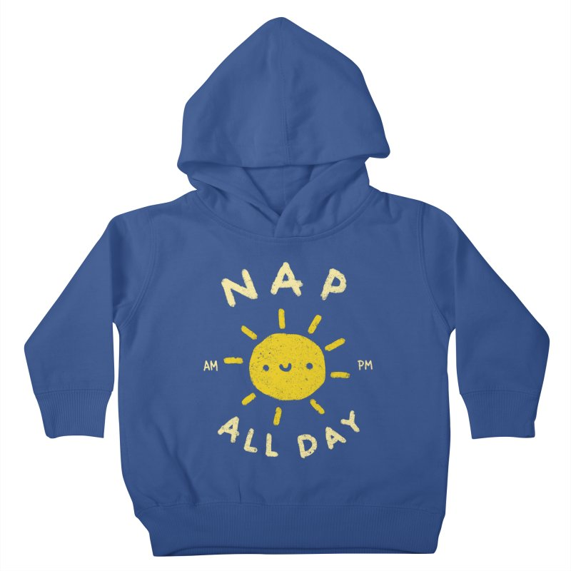 All Day Kids Toddler Pullover Hoody by Luis Romero Shop