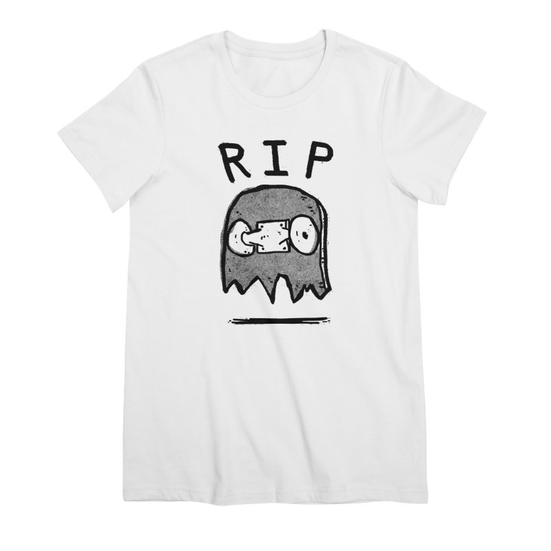 RIP Women's Premium T-Shirt by Luis Romero Shop