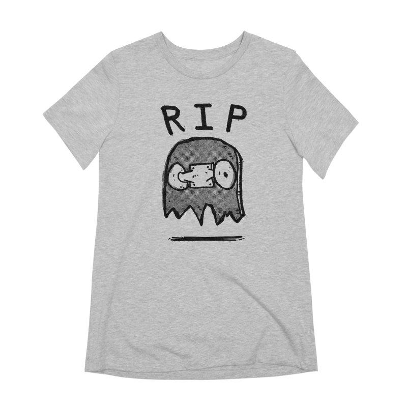RIP Women's Extra Soft T-Shirt by Luis Romero Shop