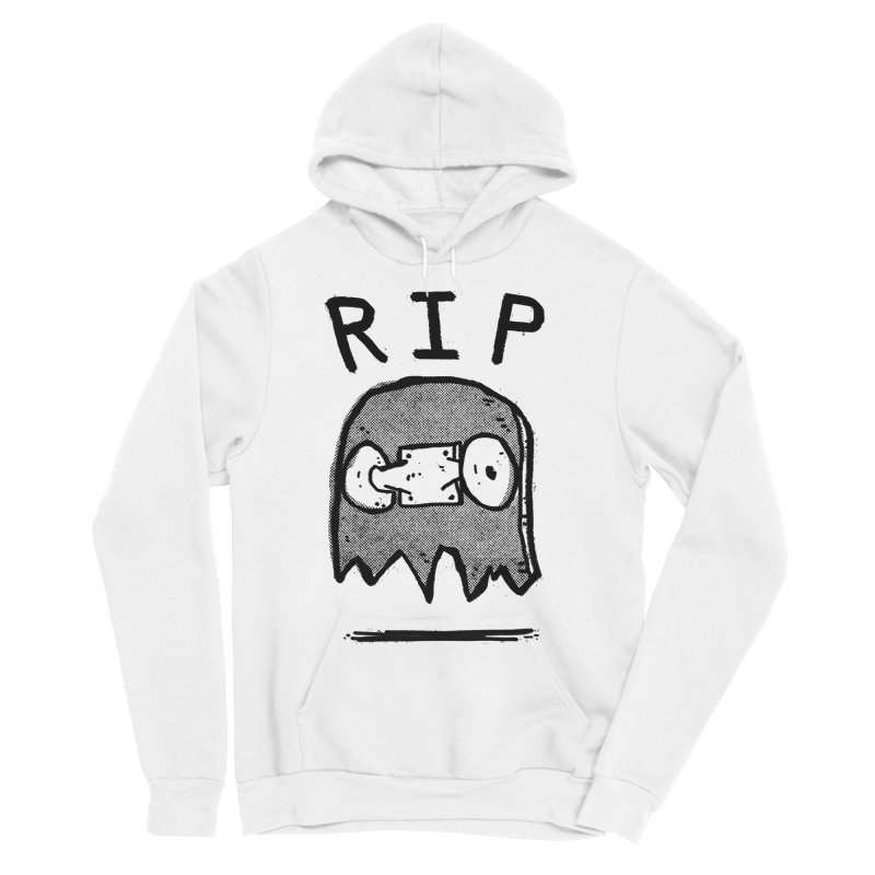 RIP Women's Sponge Fleece Pullover Hoody by Luis Romero Shop