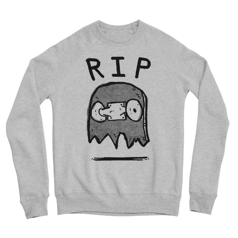RIP Men's Sponge Fleece Sweatshirt by Luis Romero Shop