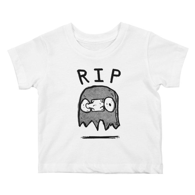 RIP Kids Baby T-Shirt by Luis Romero Shop