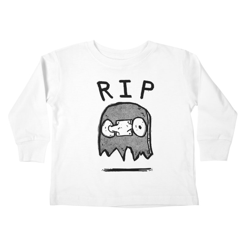 RIP Kids Toddler Longsleeve T-Shirt by Luis Romero Shop