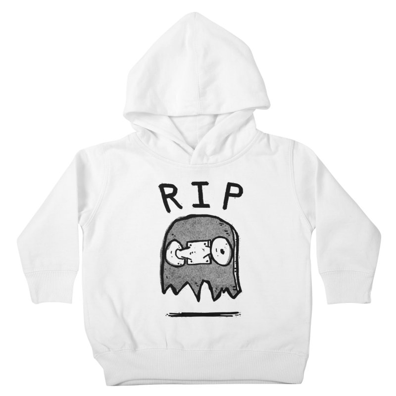 RIP Kids Toddler Pullover Hoody by Luis Romero Shop
