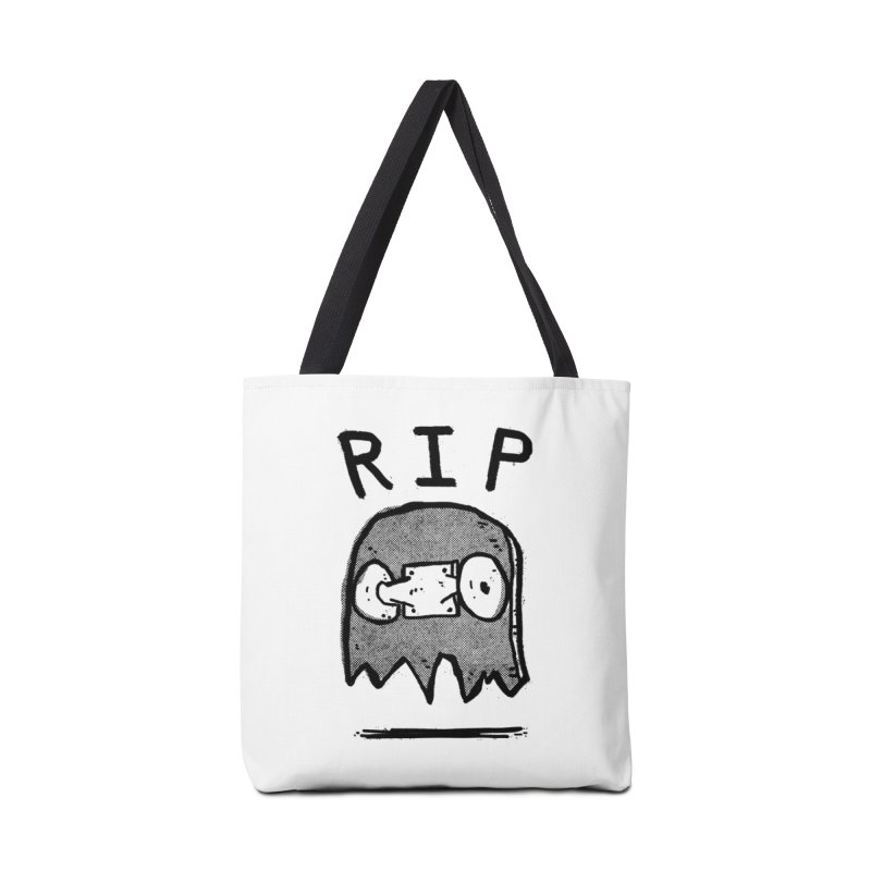 RIP Accessories Tote Bag Bag by Luis Romero Shop