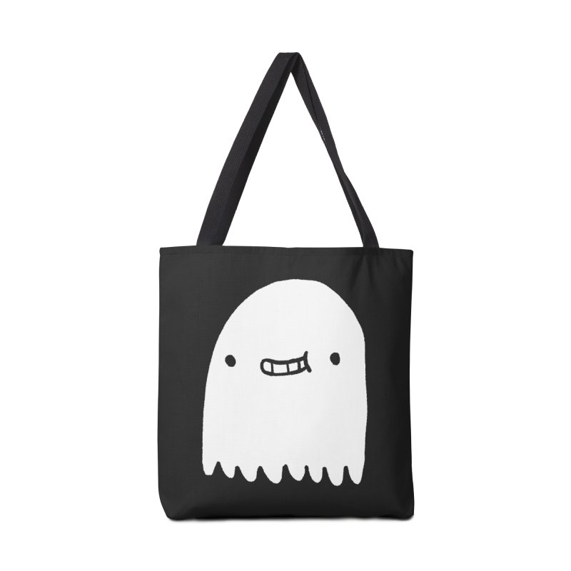 Ghost Accessories Bag by Luis Romero