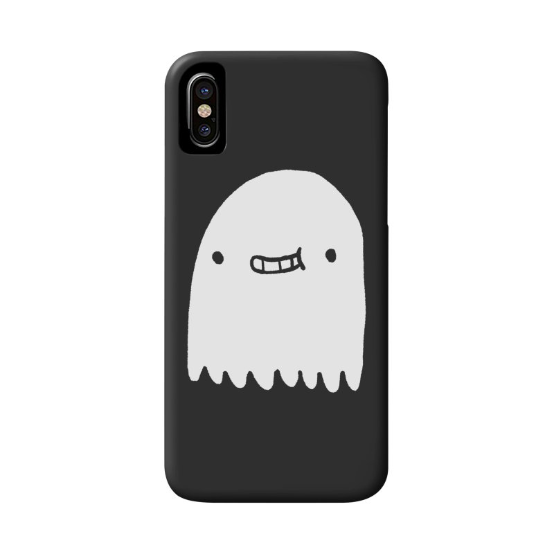 Ghost Accessories Phone Case by Luis Romero Shop