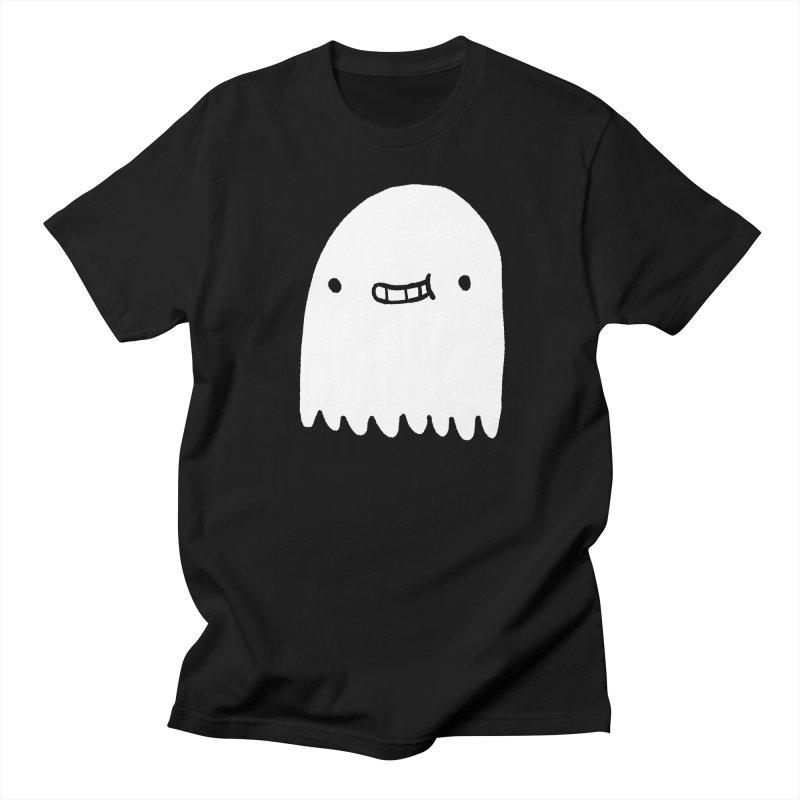 Ghost Women's Regular Unisex T-Shirt by Luis Romero Shop