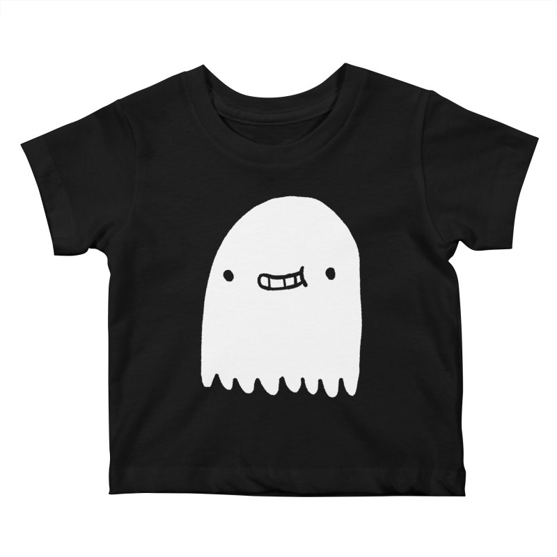 Ghost Kids Baby T-Shirt by Luis Romero Shop