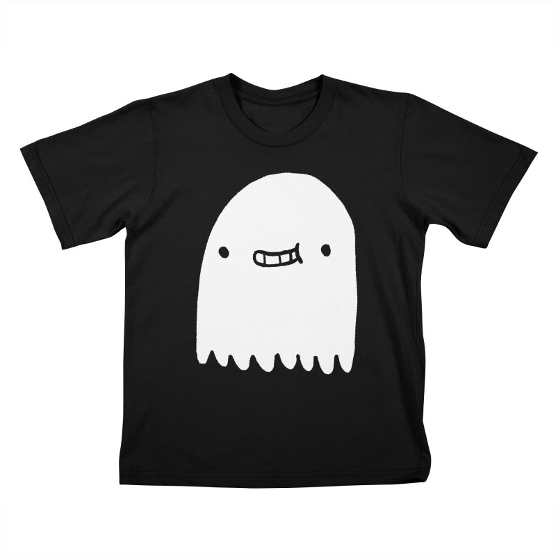 Ghost Kids T-Shirt by Luis Romero Shop