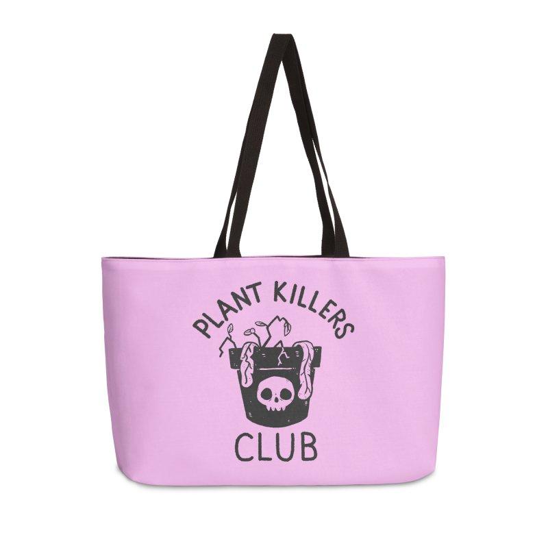 Plant Killers Club Accessories Weekender Bag Bag by Luis Romero Shop