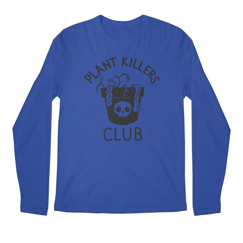 Plant Killers Club Men's Regular Longsleeve T-Shirt by Luis Romero Shop